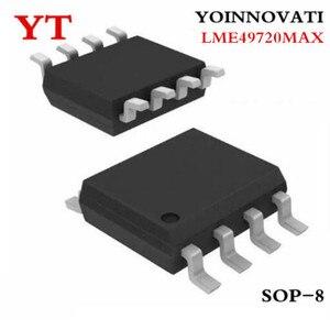 5 шт./лот LME49720MAX/NOPB LME49720MAX LME49720 49720 OPAMP AUDIO 55 МГц SOP8 IC лучшего качества.