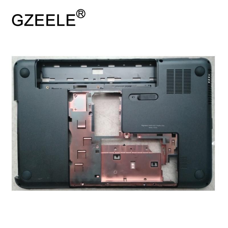 NUEVA CUBIERTA DE Carcasa inferior para portátil para HP G4-2000 2022TX 2046TX 2047TX chasis Base D carcasa minúscula negra