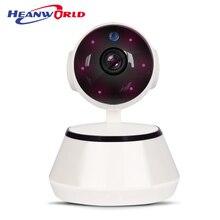 HD Videcam 720P-caméra IP intelligente Wifi   Caméra de sécurité domestique sans fil, Mini caméra de vidéosurveillance, Surveillance, iPhone Android APP, Zoom numérique