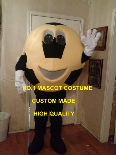 College PIŁKA NOŻNA maskotka kostium piłka nożna piłka nożna maskotka kostium PIŁKA NOŻNA Anime cosplay kostiumy Carnval Party 1767