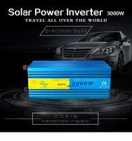 Solar Panle Sine Wave Inverter 3000W DC 12V to AC 220V DC 24 to AC 110V Solar Power Inverter with 5VUSB Output Charger Converter