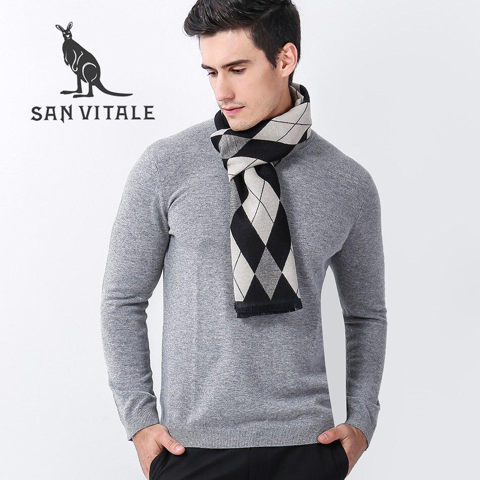 Bufandas para hombre, bufanda de invierno cálido, capa de Cachemira, famosa marca a cuadros, Calavera, Pashmina para bufandas de vestir, diseño Casual de alta calidad