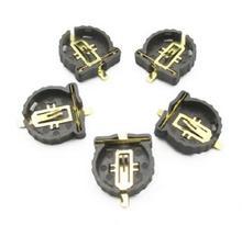 20PCS Button Battery Socket Clip Holder Box Case Portable CR1220