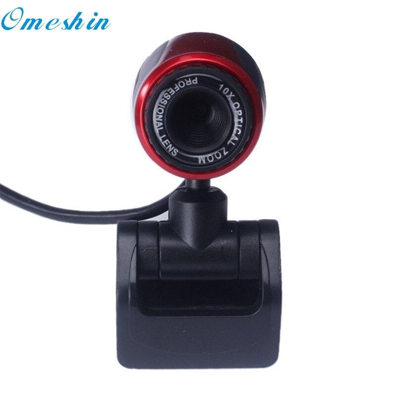 OMESHIN SimpleStone USB 2.0 HD Webcam Camera Web Cam With Mic For Computer PC Laptop Desktop 60325
