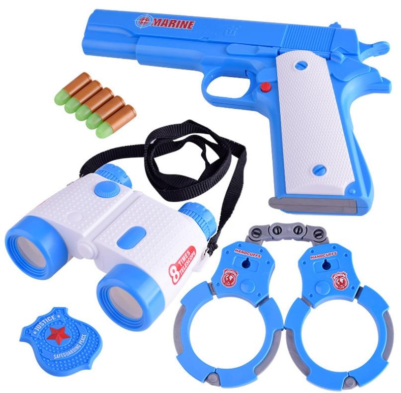 Juguetes para actividades policiales