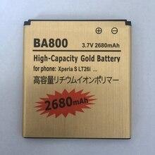 Для Sony Xperia BA800 батарея внутренняя Замена Bateria для SONY Xperia S V SL LT26i LT25i / Xperia Arc HD AB-0400