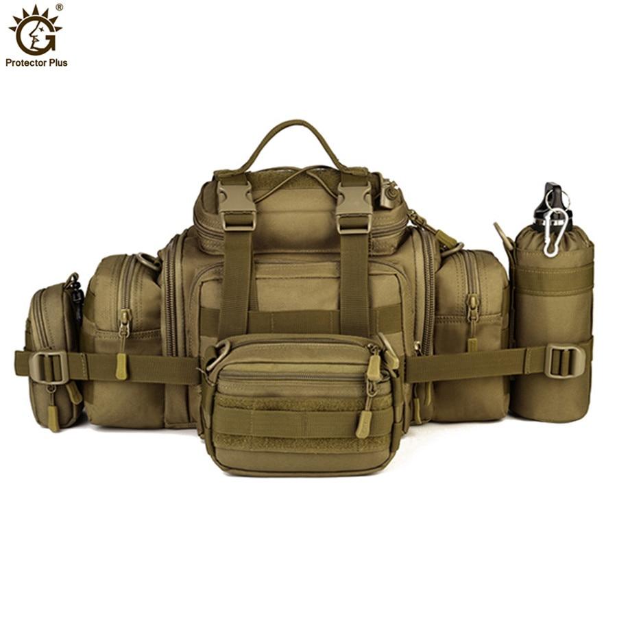 Мужская тактическая сумка, поясная сумка для мужчин, поясная Сумка Molle, Высококачественная нейлоновая поясная сумка с карманом, военная сумка-мессенджер, поясная сумка для охоты