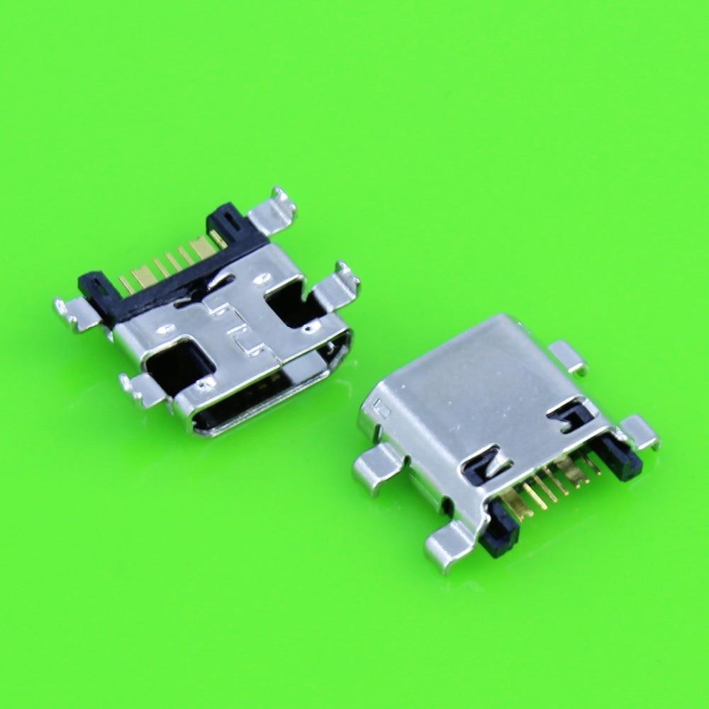 YuXi 7pin 7 Pin,for Samsung Galaxy i8262 S7582 Grand Prime G7102 G7106 G350 mini micro usb jack charging connector socket port enlarge
