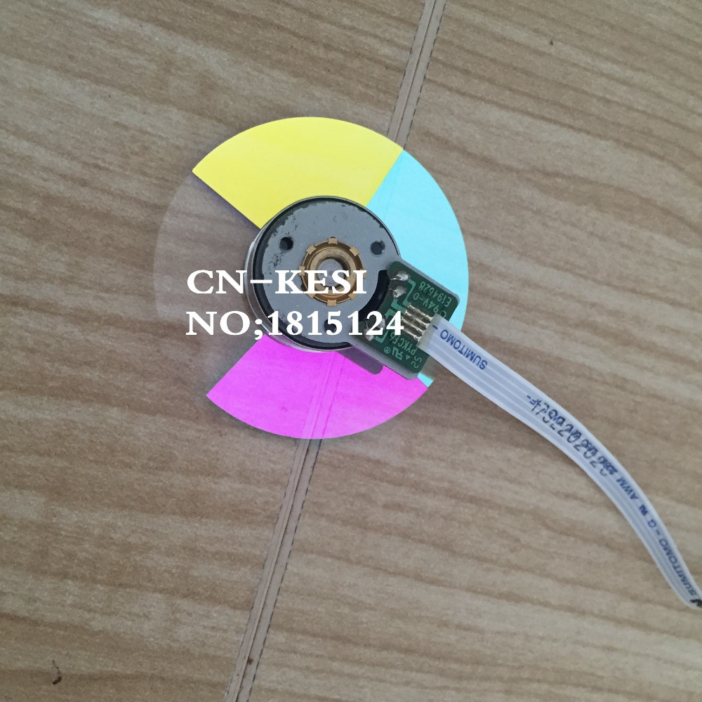 جهاز عرض أوبتوما EP710, عجلة ملونة جديدة وأصلية 100%