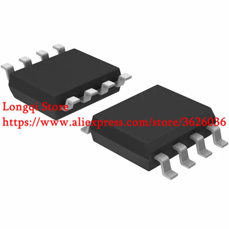 10 unids/lote IRF7103TRPBF IRF7103 F7103 F7103Q IRF7103QTRPBF MOSFET de potencia SOP-8