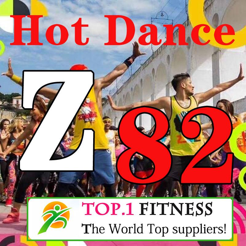 [Предпродажа] Бесплатная доставка 2019 08 новый учебный аэробный танец Z82 горячий 82 в