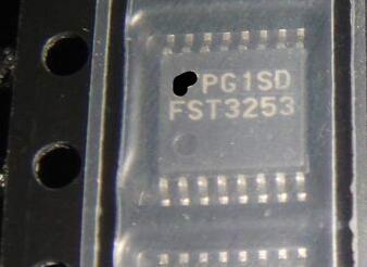 Free shipping 50PCS/LOT in stock TSSOP16 FST3253 FST3253MTCX