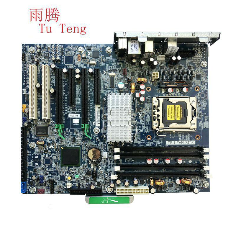 Placa base de estación de trabajo Original HP Z400 461438-001 460839-002 LGA 1366X58 chipset placa base 100% prueba ok entrega