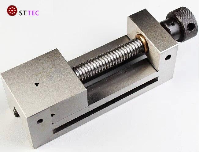 """Envío Gratis alta amoladora de precisión/chispa/fresadora pinzas planas manumotive 2 """"tornillo de precisión paralelo-mandíbula"""