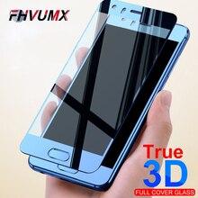 FHVUMX 3D verre trempé à couverture complète pour Huawei Honor 8 9 10 Lite V9 V10 verre de protection décran de haute qualité sur Honor 9 10 Film