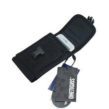 OneTigris pochette téléphone Mini portefeuille tactique Molle étui pour téléphone portable 1000D Cordura Nylon pour iPhone 6/6 plus/7/7 plus/8/8 plus