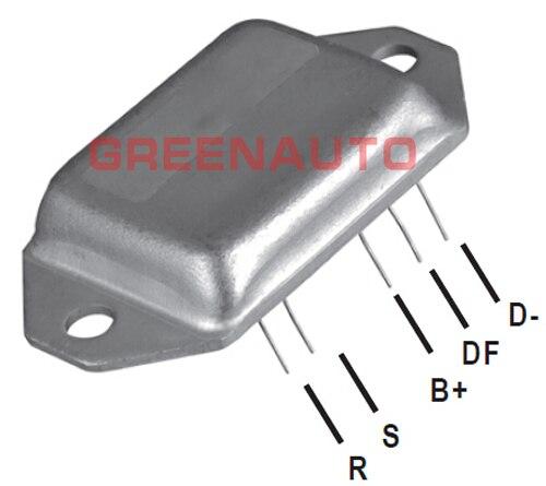 14V Lichtmaschine Spannung Regler TR1Z-46 8942239670 Für ISUZU Diesel Für Lichtmaschine OEM LR140-112 8942214514