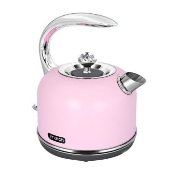 Rose mignon cadeau conception bouilloire électrique maison automatique mise hors tension 304 acier inoxydable brassage bouilloire eau bouillante Machine