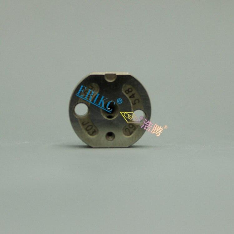 ERIKC diesel injector valve orifice plate 29# suits injector 8-97603415-7  8-97603415-2 095000-5510 095000-5511 for Isuzu