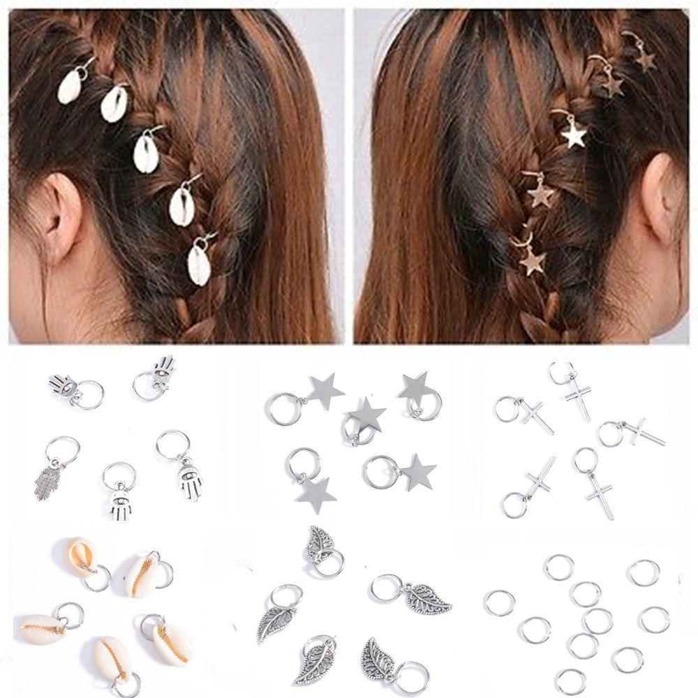 Novedad, 5 unidades por lote, horquilla con coleta elegante de África, pinza decorativa para el pelo, accesorios creativos para mujeres, regalo