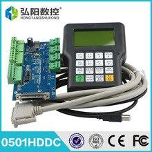 Hycnc Dsp 0501 3 Axis Handvat Controller Systeem Vervangen Dsp A11 Voor Cnc Router Graveermachine Accessoires