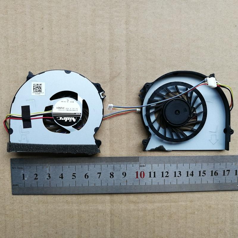 Novo ventilador de refrigeração da cpu do portátil para sony svs13138ccb vaio s13a1s1c s131 s13a