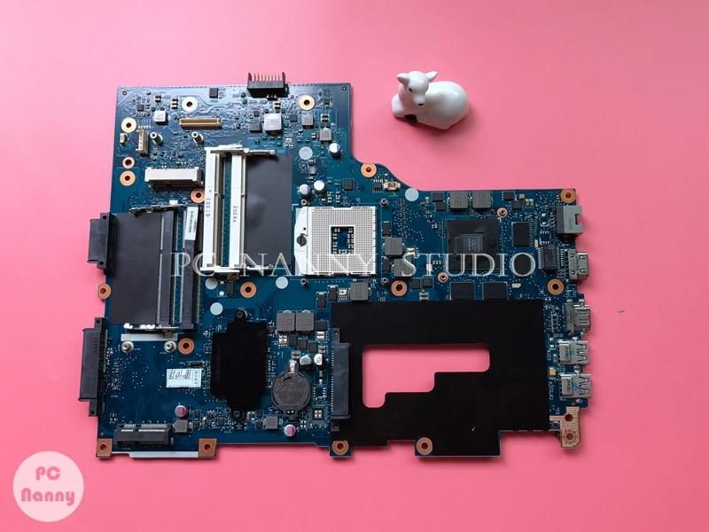 PCNANNY VA70 VG70 NBRYQ11001 for Acer aspire V3-771g Laptop mainboard system Motherboard NVDIA Card NB.RYQ11.001 Works