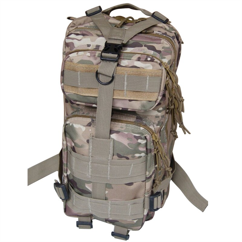 30L Military Rucksacks Backpack Bag - CP Camouflage