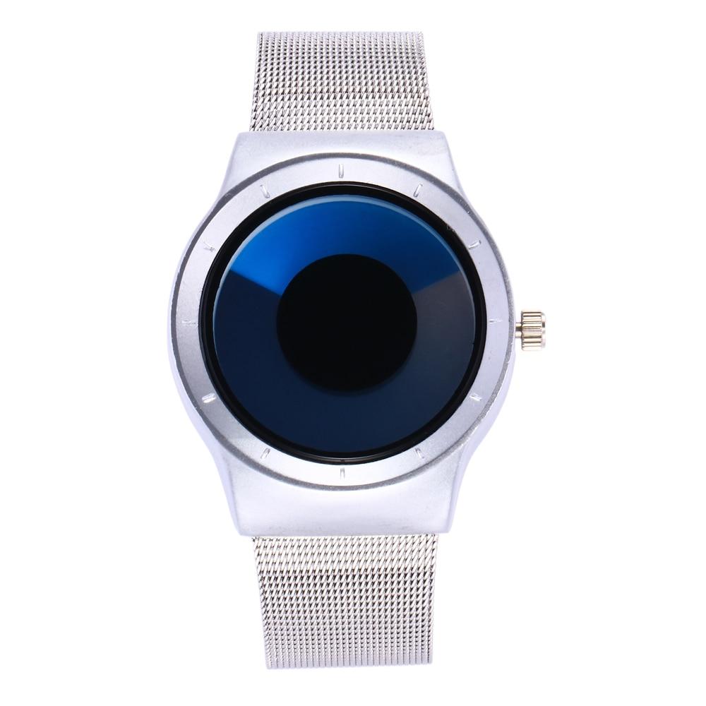 Trend Hot Selling Quartz Women Watch  Fashion casual Steel mesh Ladies Watches Round Clock Relogio Feminino Montre Femme enlarge