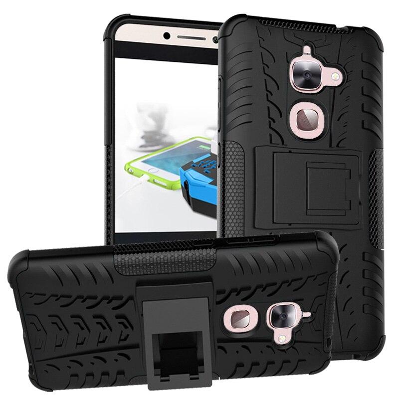 Silikon Telefon Fall Für LeTV LeEco Le 2 Coque Abdeckung Stoßfest TPU + PC Etui Capa Für Le Eco Le 2 Pro X620 X527 S3 X626 Funda