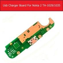 Carte de connecteur de Charge de prise USB de Microphone pour Nokia 2 TA1029 TA1035