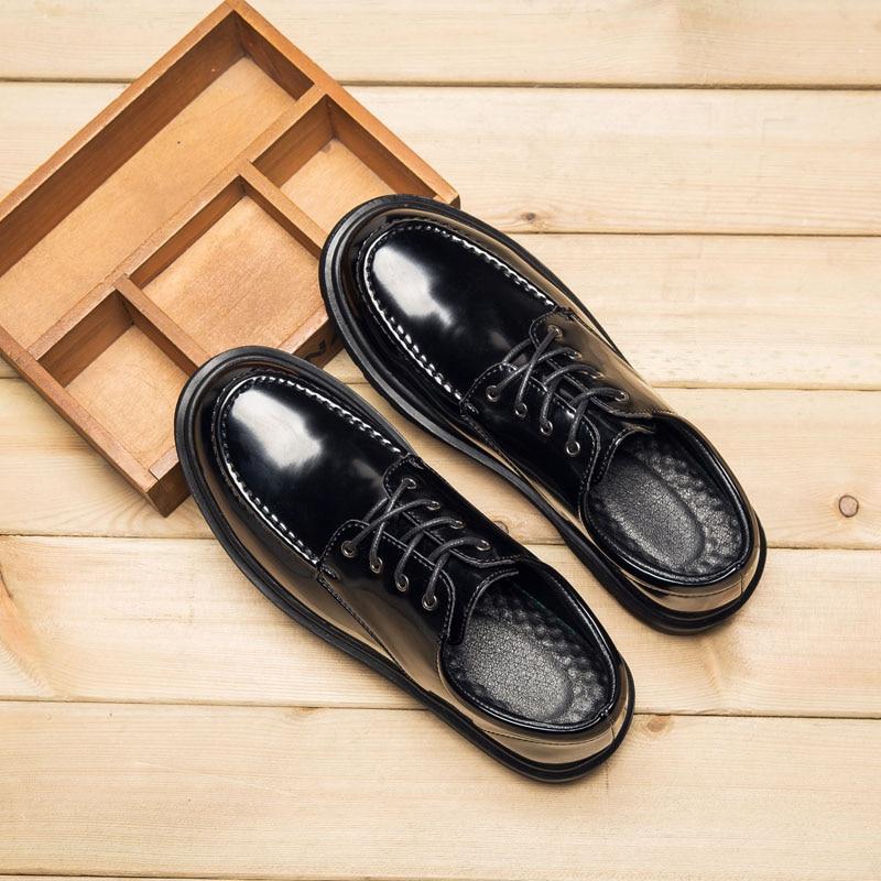 26-66 Men Shoes Leather Big Size Fashion Luxury Brand Designer Social Men Leather Shoes #MX8118622