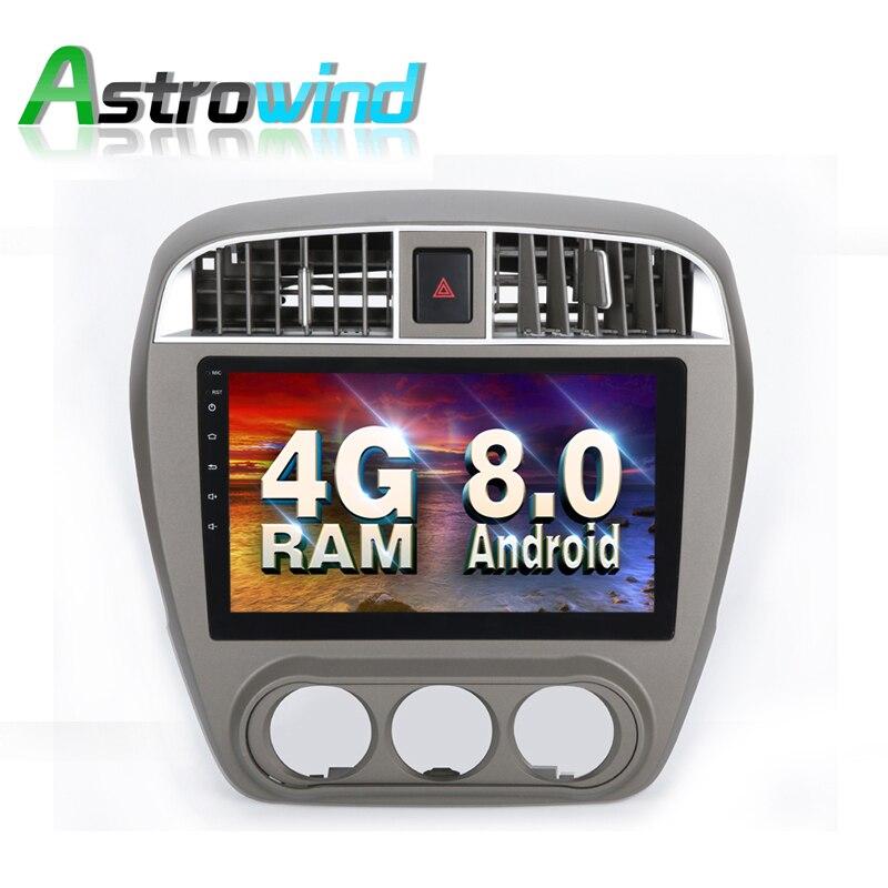 Sistema Android 10,1 de 8,0 pulgadas 4G RAM navegación GPS con DVD para coche sistema de Radio reproductor estéreo para Nissan Sylphy