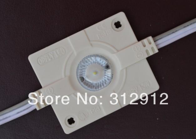 3W CREE COB LED module;high bright;IP65;DC12V;200-210lm;size:58*38*7.8mm