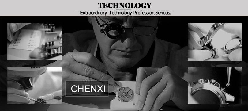 Chenxi złoty zegarek męskie zegarki top marka luksusowe znani zegarek męskie złoty zegarek kwarcowy kalendarz zegar relogio masculino 18