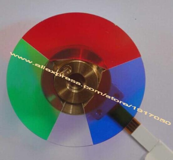 Rueda de Color del proyector para BenQ DS650/DS655/DS660/DX660, 4 segmentos 44mm