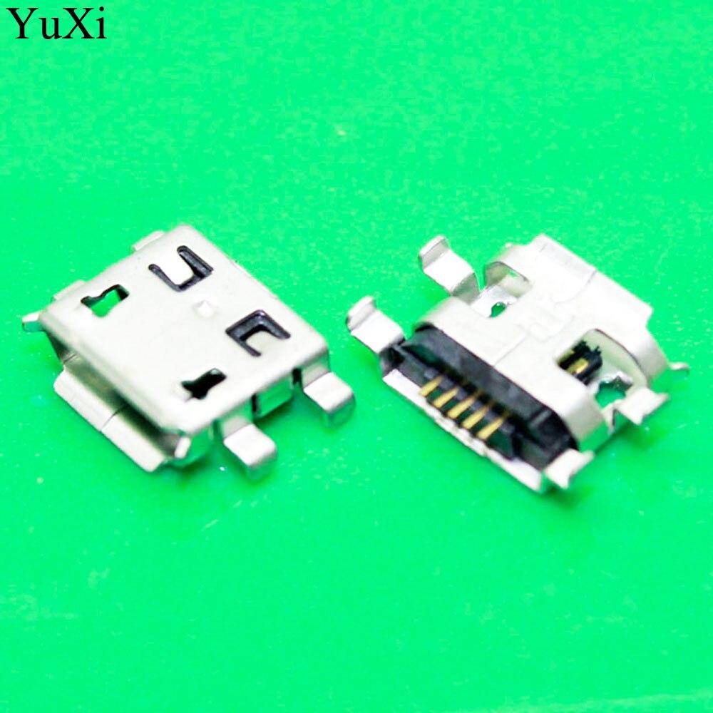 YuXi  Micro USB DC Jack Connector Socket Port for Prestigio Multipad 2 Ultra Duo 8.0 Tablet