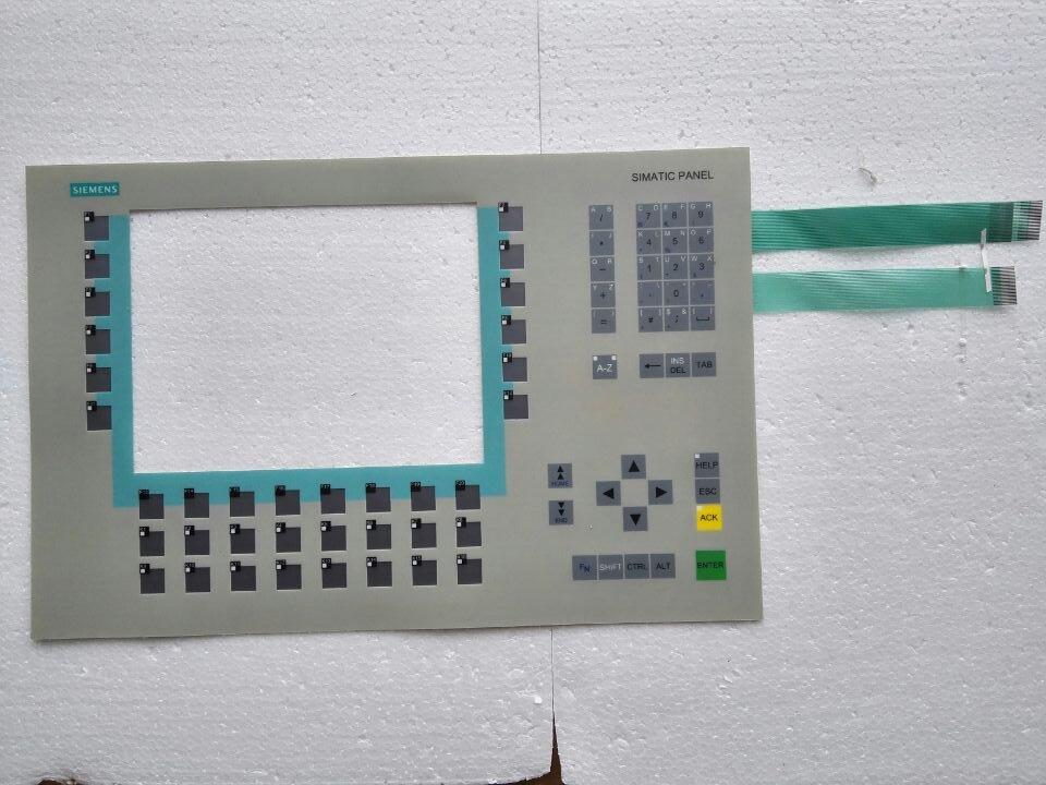 6AV6542-0CC10-0AX0 OP270-10 غشاء لوحة المفاتيح ل HMI لوحة إصلاح ~ تفعل ذلك بنفسك ، جديد ويكون في الأسهم