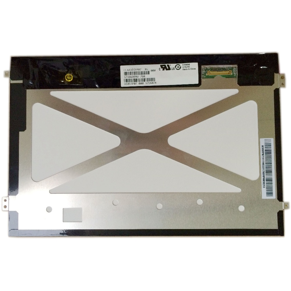 "CLAA101FP07 XG 1920X1200 10.1"" eDP 30 pin IPS Laptop LCD LED Screen Panel NEW"