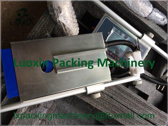 LX-PACK impresora de inyección de tinta de precio más bajo de fábrica reemplazar Videojet como aplicadores de etiquetas de inyección de tinta térmica de transferencia térmica