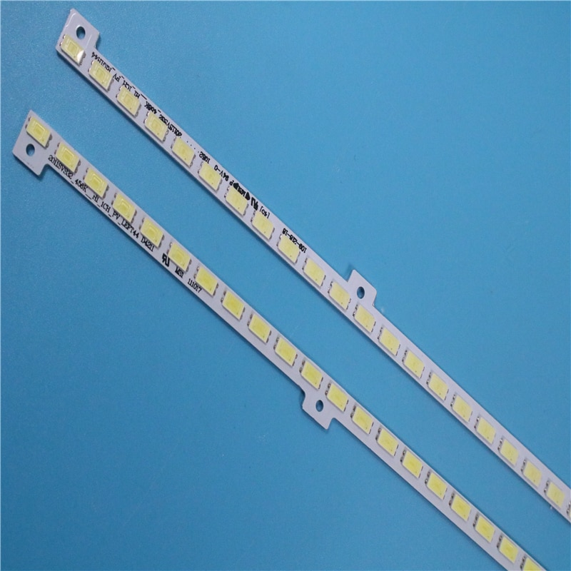LED strip 44leds For Samsung 32'' TV BN64-01634A 2011SVS32_456K_H1_1CH_PV_LEFT44 RIGHT44 UE32D6500 UE32D6510 UE32D5500 UA32D5000