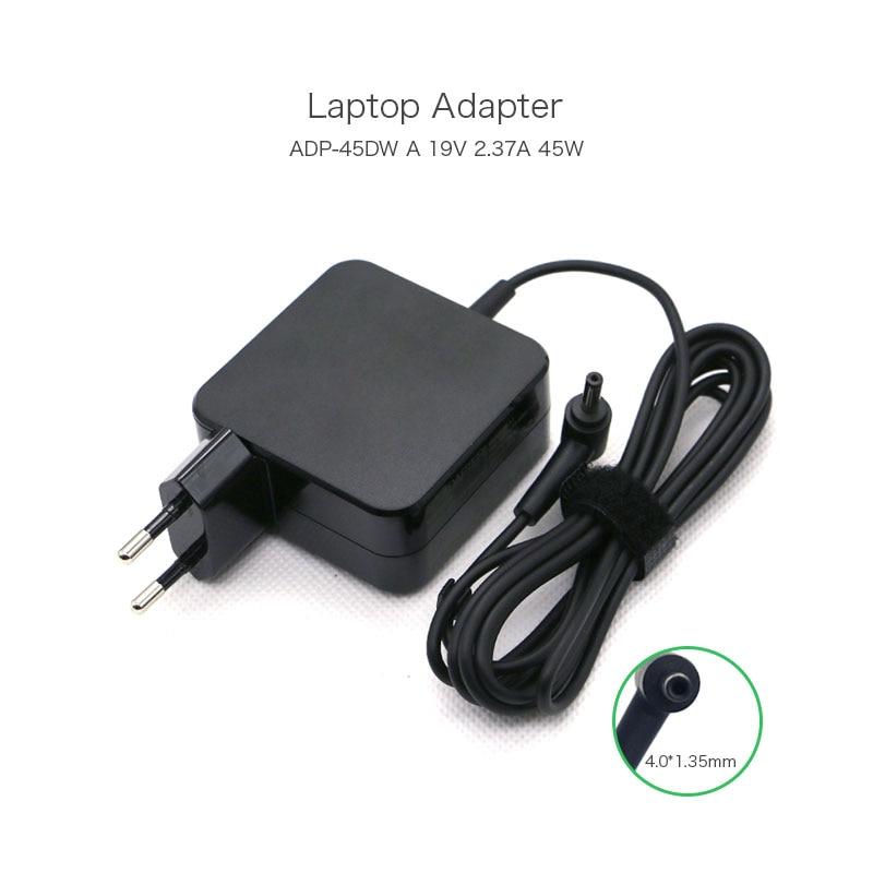 original new 45W 19V 2.37A 4.0*1.35mm ADP-45DW A AC adapter charger For Asus ZenBook UX21A UX31A UX32A UX32V UX32VD UX301