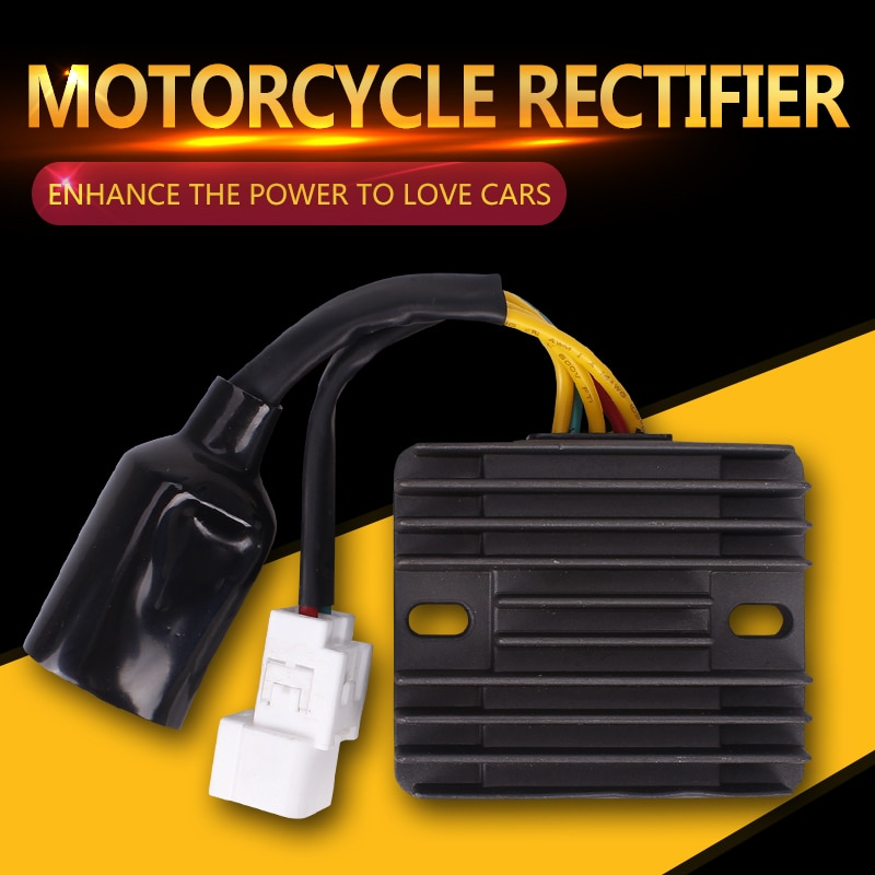 Motocicleta rectificador cargador de regulador de voltaje para HONDA CBR1000RR CBR1000 2004-2007 04-07 CBR600RR CBR600 F5 2007 - 2012 07-12
