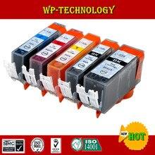 Kompatibel für PGI525 CLI526 tinte patronen anzug für Canon PIXMA MG6150 MG6250 MG8150 MG8250 etc.