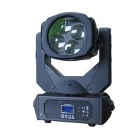 factory directly sell 4x25w super beam moving head light 100w for wedding stage performance nightclub bar stage lighting