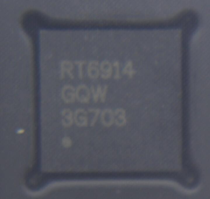 Envío Gratis RT6914GQW RT6914 5 unids/lote 100% nuevo y ORIGINAL
