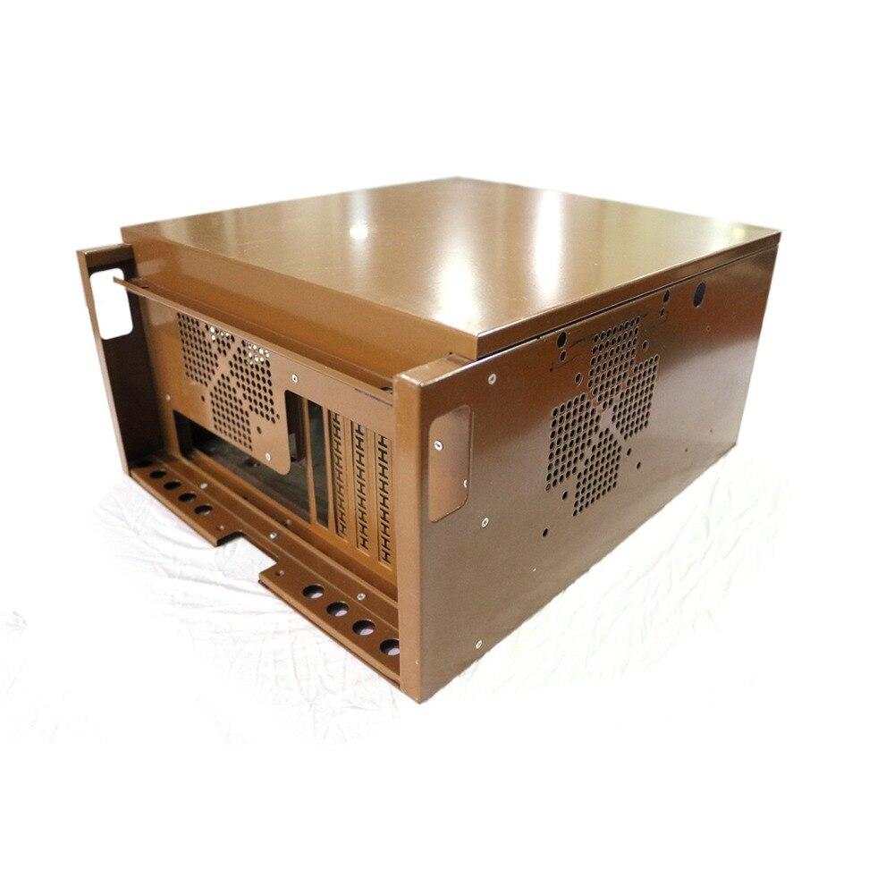 هيكل الخادم سلسلة الضميمة الباردة لوح ملفوف 0.8 ملليمتر سمك الضميمة DIY مخصص خدمة أسعار الجملة