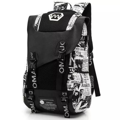Mochila de lona de camuflaje para cámara DSLR, mochila, mochila, bolsa de impresión, paquete de viaje para fotografía, para exteriores, para Notebook y PC