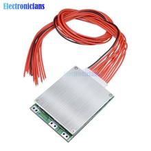 Carte de Protection de paquet de batterie du Lithium 18650 de Li-ion de 13S 35A 48V avec la carte de Circuits intégrés déquilibre de Protection de carte PCB de BMS de cellule