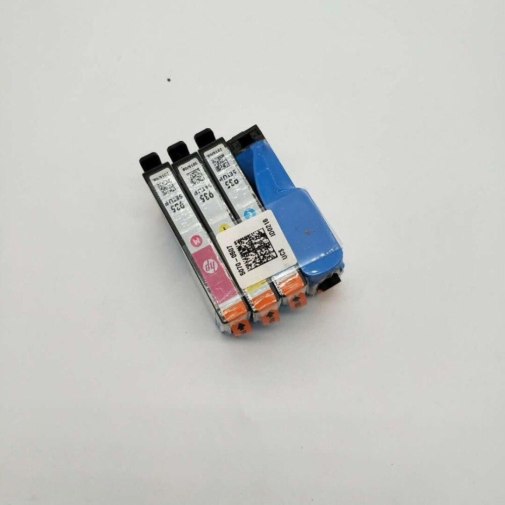Оригинальный установочный картридж 934 935 для HP 6800 6810 6812 6815 6820 6822